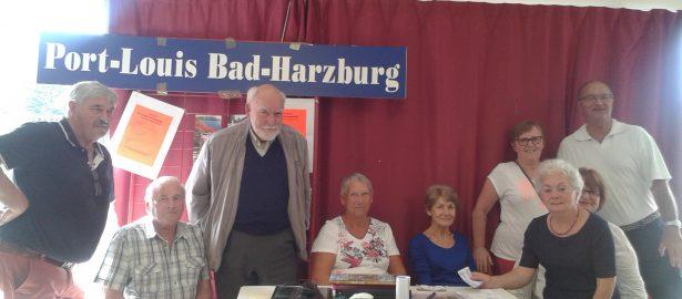 Les amis du jumelage Port-Louis Bad Harzburg