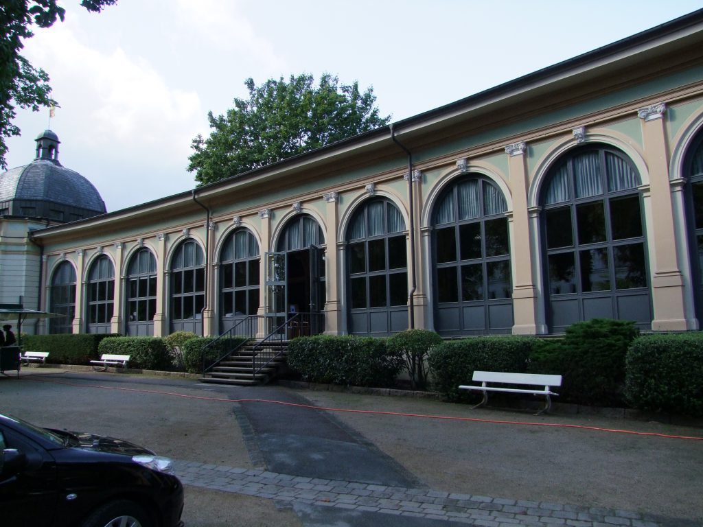 Wandelhalle