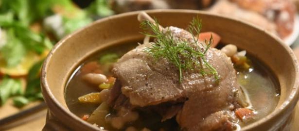 Garbure – die Gemüsesuppe der Pyrenäen