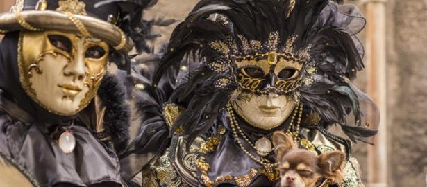 Karneval: So feiert Frankreich!