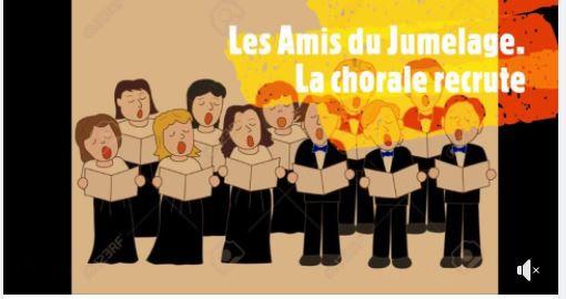 Le Amis de Jumelage singt wieder