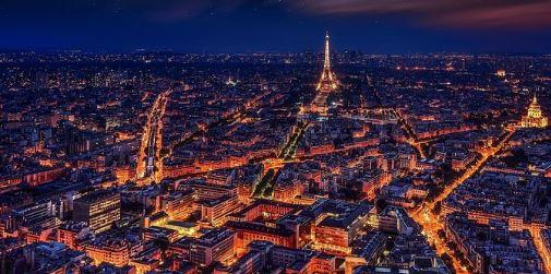 Komplett-Lockdown für ganz Frankreich!
